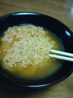 今日の夜食その2(<br />  茶色)