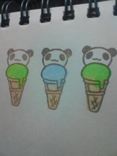 アイスクリームぱむだ
